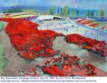 """Arteplage Yverdon, Expo.02"", Mischtechnik, 2003"