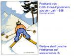 """Stemmbogen"", Postkarte ca. 1935"