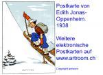 """Aufstieg"", Postkarte ca 1935"